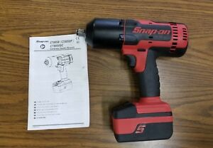 Snap On Ct8850 1 2 In Impact Wrench With Battery