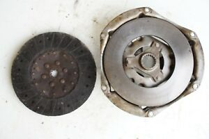 Used Pressure Plate Clutch Disk For Oliver 550 Gas Diesel Tractor White 2 44