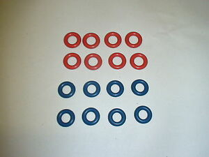 Fuel Injector Top And Bottom O Rings Oring Kit 2010 15 Camaro Ss 6 2 Ls3 L99