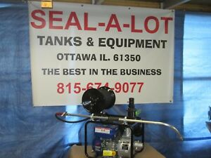 Asphalt Sealcoating Spray tank parking driveways sprayer asphalt Equipment pump