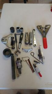 Lot Of Snap on Air Conditioner Service Kit Tools Act 24 12 23 1a 20 26