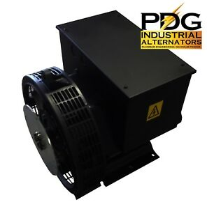 11 Kw Alternator Generator Head Genuine Pdg Industrial 1 Phase Pdg 164b 1