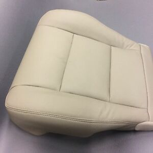 Toyota Land Cruiser Drivers Seat Bottom 1998 2004 Genuine Leather Oe
