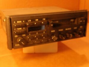 Vintage Car Auto Stereo Cassette Player Dolby