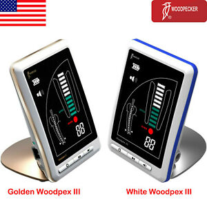 Usa Woodpecker Woodpex Iii Dental Apex Locator Lcd Endodontic Root Canal Finder