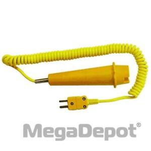 General Tools Tpkh Type k Thermocouple Probe Extender