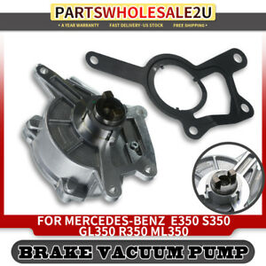 Brake Vacuum Pump For Mercedes Benz R320 R350 E350 Gl320 Ml320 07 13