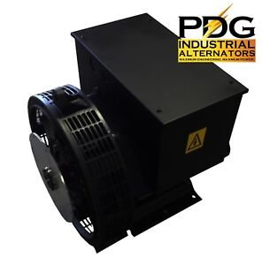 16 5 Kw Alternator Generator Head Genuine Pdg Industrial 1 Phase Pdg 164d 1