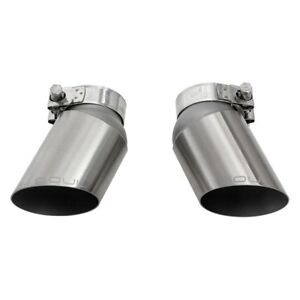 For Porsche 911 07 09 Soul Performance Gt2 Style Bolt On Brushed Exhaust Tips