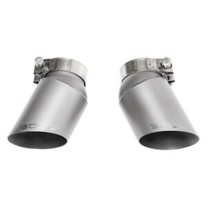 For Porsche 911 07 09 Gt2 Style Bolt On Signature Satin Exhaust Tips
