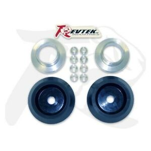 For Jeep Liberty 2008 2012 Revtek 2 X 1 25 Front Rear Complete Lift Kit
