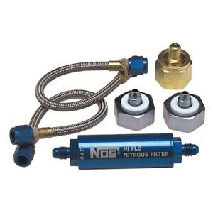Nos Nitrous Refill Pump Station Line Assembly