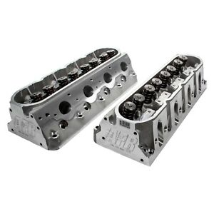 For Chevy Camaro 93 02 Afr 1680 Mongoose Ls1 15 Cathedral Port Cylinder Heads