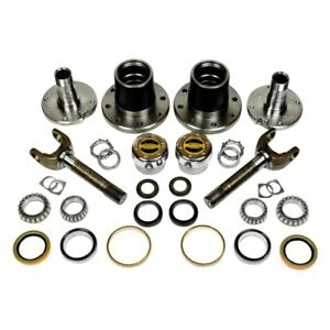For Dodge Ram 2500 2000 2008 Dynatrac Cr60 3x1104 a Free Spin Hub Conversion Kit