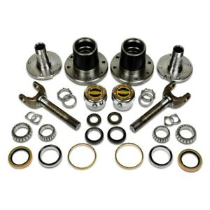 For Ford F 250 1999 2004 Dynatrac Fo60 3x1104 d Free Spin Hub Conversion Kit