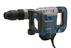 Bosch Sds max Demolition Hammer 11321evs