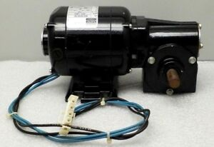 Bodine Nsh 12rh Gear Motor Hp 1 50 173 rpm 115 V Bodine Electric