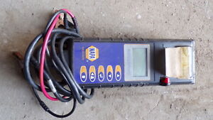 Napa Mdx 225 Battery Conductance And Electrical System Analyzer 0612600028