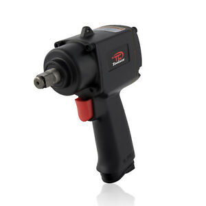 1 2 Square Drive Mini Air Impact Wrench High Torque Super Duty Twin Hammer