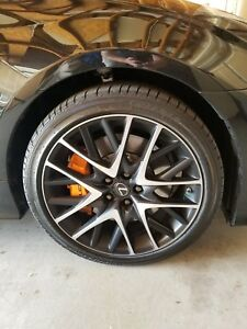 Lexus Oem 19 Wheels For Rc350 Rc200t Staggered