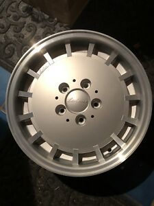 Lorinser Lo Mercedes Benz 15 Inch Wheel