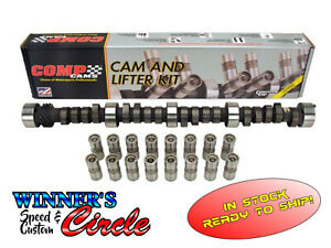 Comp Cams Cl12 235 2 Xtreme Energy 4x4 Cam And Lifter Kit Hyd Flat Tappet Sbc
