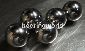 1 2 Balls Gr25 Precision Chrome Steel Ball Bearings Aisi52100 Ball Bearing