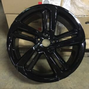 New 19 Hfp Accord Sport Gloss Black Wheels Rims Fits Honda Acura Set Of 4