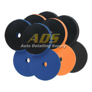 Lake Country 5 1 2 Sdo Foam Polishing Pads 12 Pack