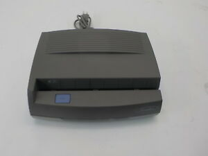 Swingline Electric 3 Hole Punch Medium Duty Hole Puncher 50 Sheet Capacity Gray