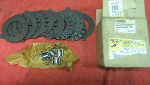 Nos Gm 12 Bolt Eaton Positraction Clutch Plate Set New In Box Included