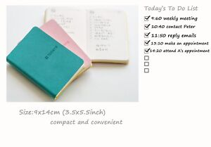 Leather Cloak Notebook Pages Planner Filler Paper Office School Supply 175pcs