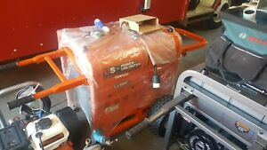 Model 9500e Remote Start Gas Powered Industrial Generator