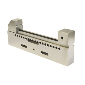 8 Precision Stainless Steel Wire Cut Vise Grinding Emd Milling Lathe 0002