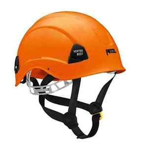 Petzl Vertex Best Ansi Csa Rescue Helmet Orange A10boc Free Bag