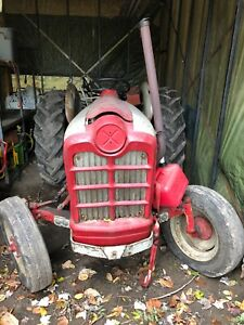 1959 Ford 861 Powermaster Tractor 5 Speed With Live Pto