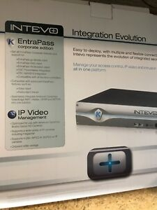 Kantech exqacqvision Intevo adv 3tb Up To 32ip Video Access Control interusion
