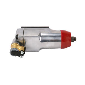 Pneumatic Air Butterfly Impact Wrench 3 8 Square Drive Auto Repair Tool 9000rpm