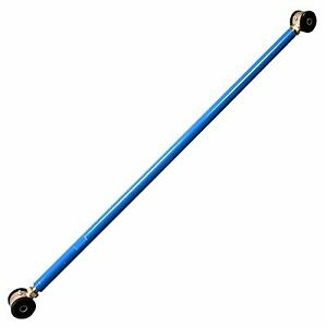 Summit Racing Panhard Bar Adjustable Blue S197 S550 05 14 Mustang Sum 790200