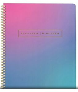 Two 2018 2019 At A Glance 13 Month Weekly Monthly Academic Planner Free Shipping