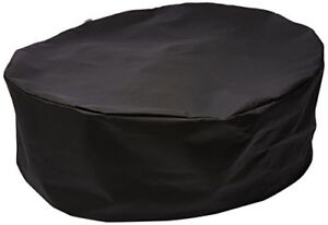 Rampage Products 773535 Universal X large Canvas Spare Tire Cover 33 35 Inch Ti