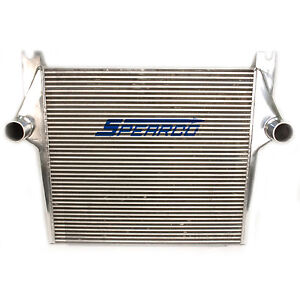 Turbonetics Turbochargers Fitsdodge 03 07 24v Spearco Upgrade Intercooler