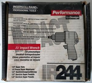 Ingersoll Rand Air Impact Wrench 1 2 500ft Ir244