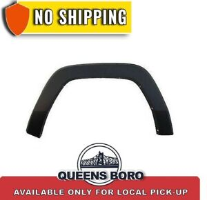 Front Left Fender Flare For Jeep Commander 2006 2010 Ch1268120