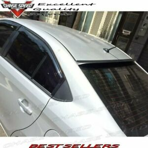 789 Unpainted G Type Roof Spoiler Wing For Saab 93 9 3 Ii 4d 2008 2012 Sedan