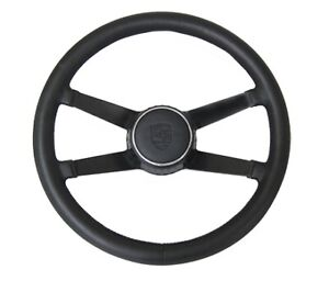 Porsche 911 912 Thick Steering Wheel 380mm New 91434780510 914 347 805 10