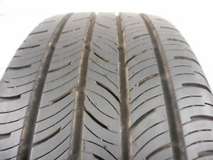 Used P225 40r18 92 V 7 32nds Continental Contiprocontact