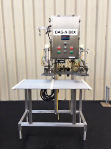Liqui box Liqui matic Bag in box Filler Model 1000c2tw 2 head Unit