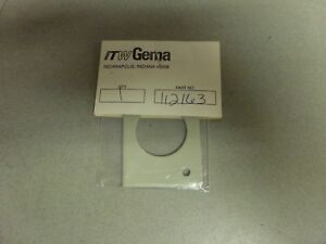 New Itw Gema 112163 Metal Plate free Shipping