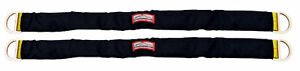 Trailer D Ring Axle Straps Pair 5 500 Working Load Strength 30 Long